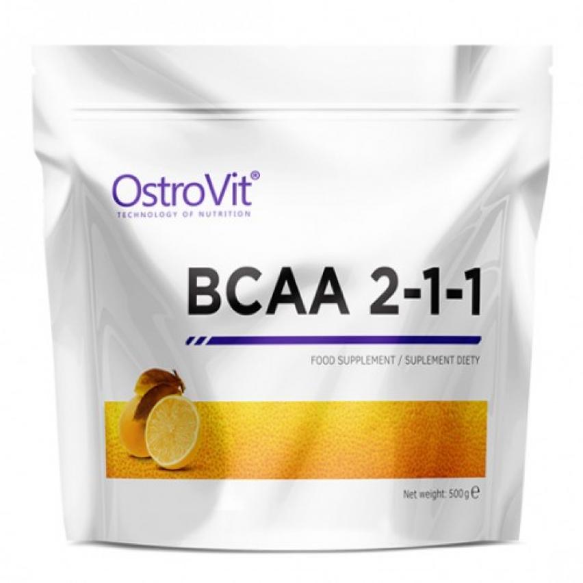 """BCAA 2-1-1""""OstroVit"""" (500g)"""