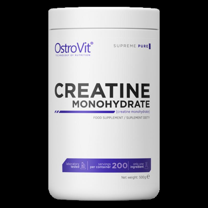 "Creatine Monohydrate ""OstroVit"" (500g)"