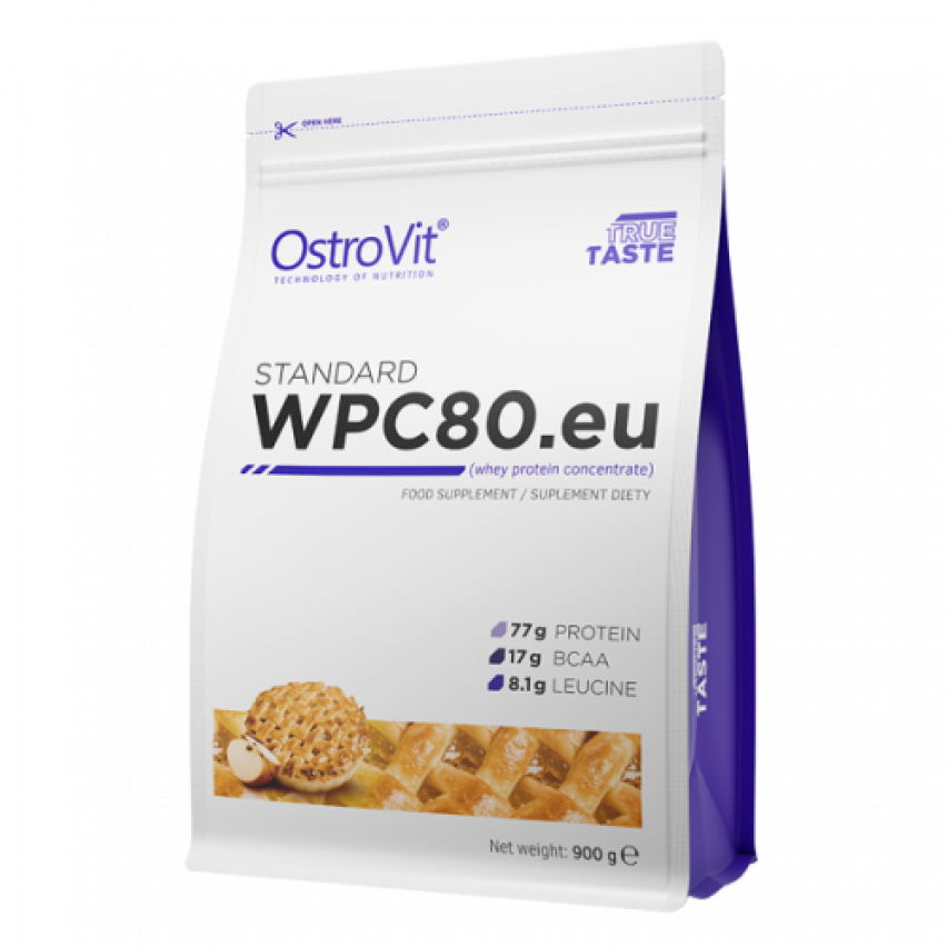 "STANDART WPC80.EU ""OstroVit"" (900g)"
