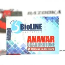 "Anavar ""BioLINE Innovation"" (100 tab/10mg)"
