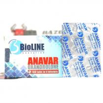 "Anavar ""BioLINE Innovation"" (25 tab/10mg)"