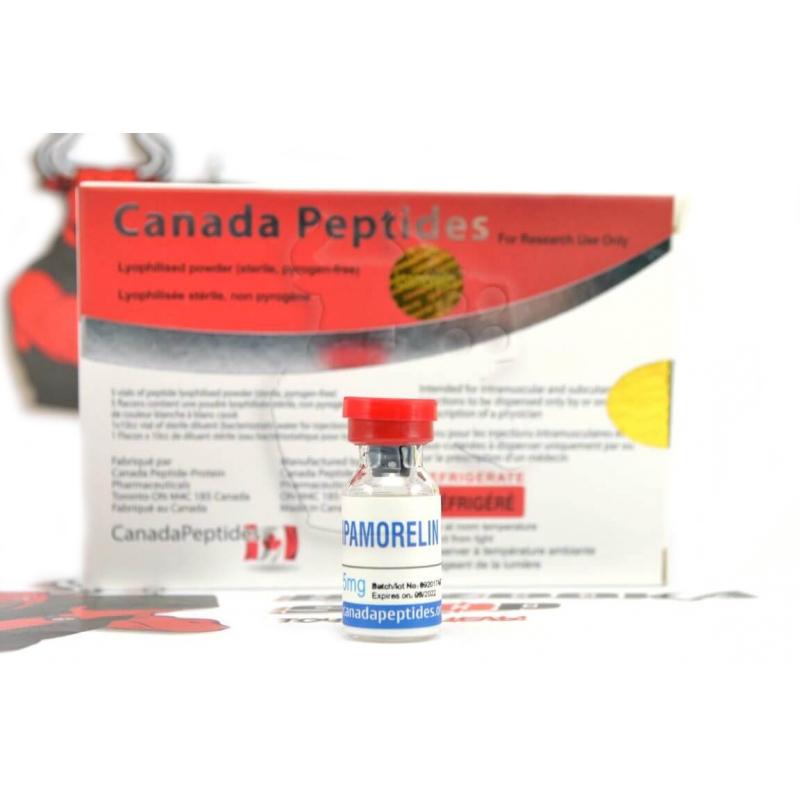 """Ipamorelin """"Canada Peptides"""" (5mg)"""