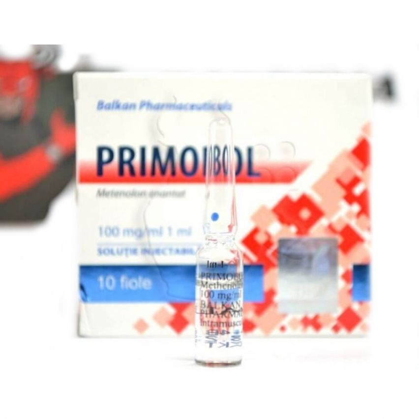 "Primobol 100 ""Balkan"" (1ml/100mg)"