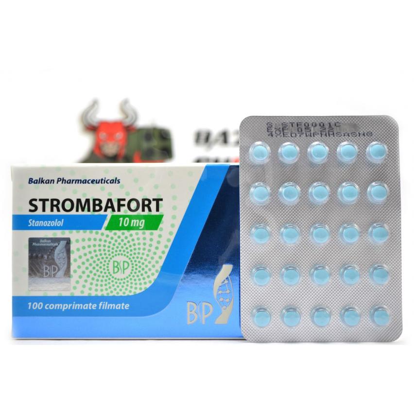 "Strombafort ""Balkan"" (25tab/10mg)"