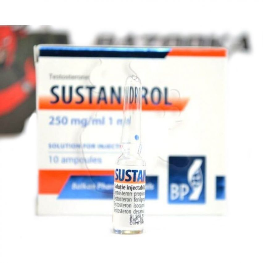 "Sustandrol ""Balkan"" (1ml/250mg)"